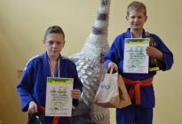 Kolejne zawody judoków